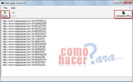 ContainerEx Decrypter, programa para abrir archivos DLC.