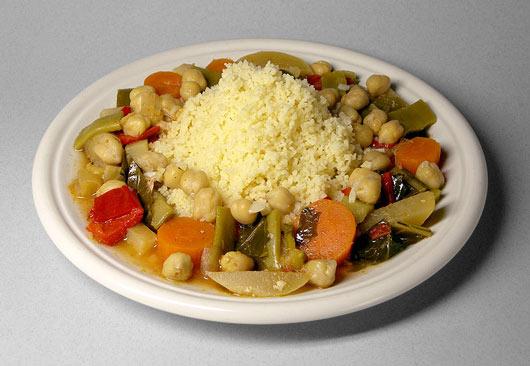 Cocinar Cuscus | Como Preparar Cuscus