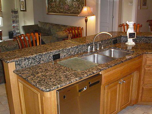 Cómo limpiar y pulir superficies de granito