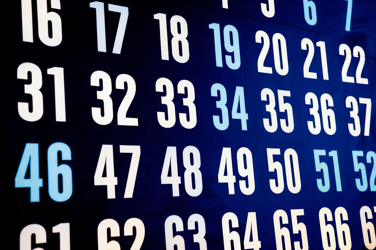 Tablero de Bingo