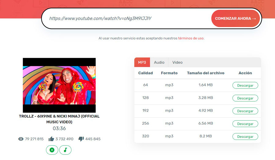 Software para descargar de youtube