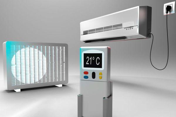 c mo ahorrar energ a en el uso del aire acondicionado. Black Bedroom Furniture Sets. Home Design Ideas