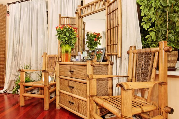 C mo limpiar muebles de bamb - Como limpiar muebles ...