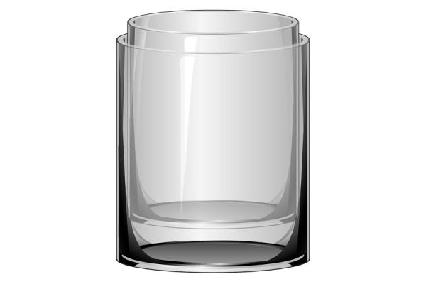 Truco para separar dos vasos atascados. Cómo separar los vasos que se han pegado. Método para separar vasos atascados sin romperlos
