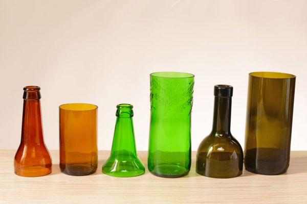 Método casero para cortar una botella. Cómo cortar una botella de forma fácil en casa.