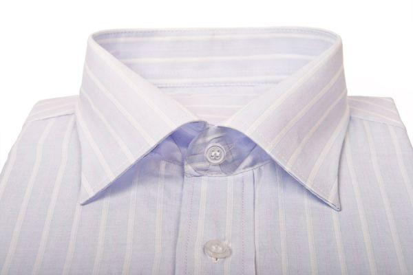 Cómo limpiar los Cuellos de las Camisas