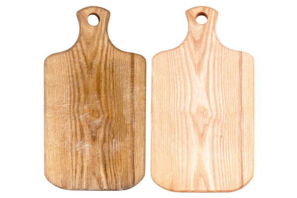 C mo limpiar y mantener una tabla de picar for Como hacer una tabla para picar de madera