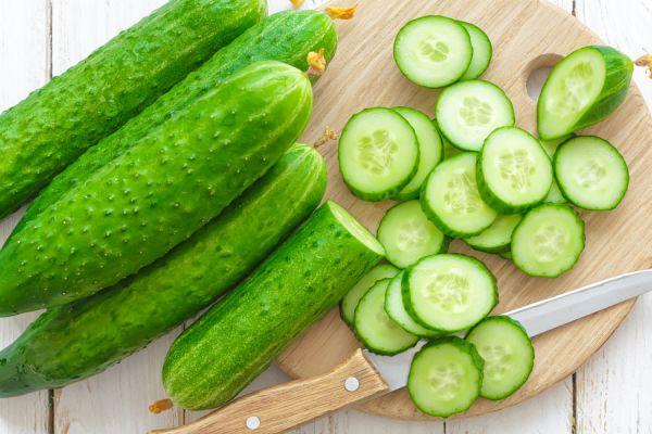 Cómo evitar que los pepinos resulten indigestos