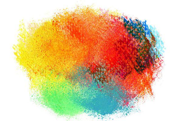 Como hacer la t cnica del esponjado - Como pintar una pared con textura ...