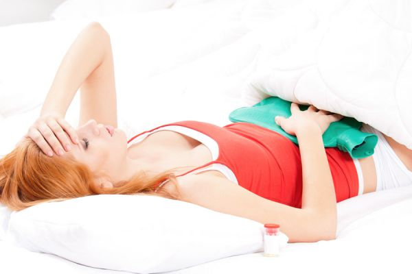Cómo aliviar el dolor menstrual