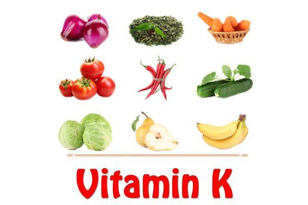 Cómo consumir vitamina K