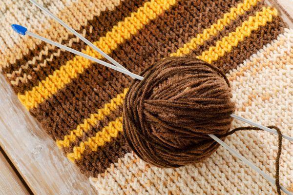 Como elegir la aguja para tejer según la lana o hilo