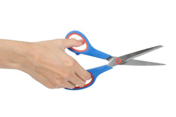 Cómo lograr que las tijeras abran fácilmente