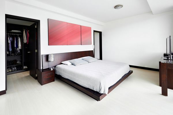Como aprovechar el espacio en un dormitorio - Aprovechar espacio dormitorio ...