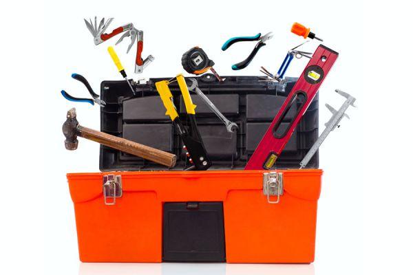 Cómo armar una caja de herramientas