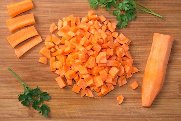 Cómo Cocinar y Preparar la Zanahoria