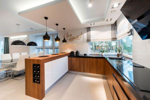 ¿Cómo se debe iluminar una cocina? Cómo iluminar la zona de trabajo en la cocina. Iluminación del comedor diario.