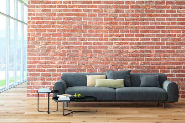 Guía para mantener limpios los ladrillos a la vista. Procedimiento para limpiar los ladrillos a la vista de interior.