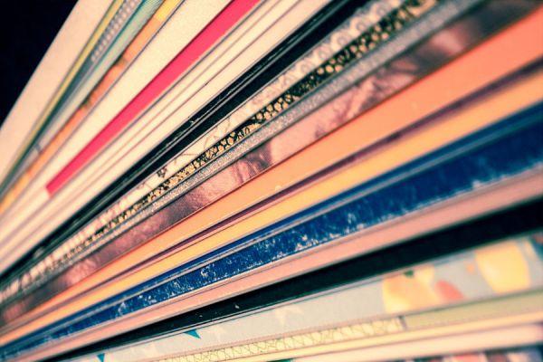 Cómo organizar las revistas. Fichas hemerográficas para organizar las revistas.