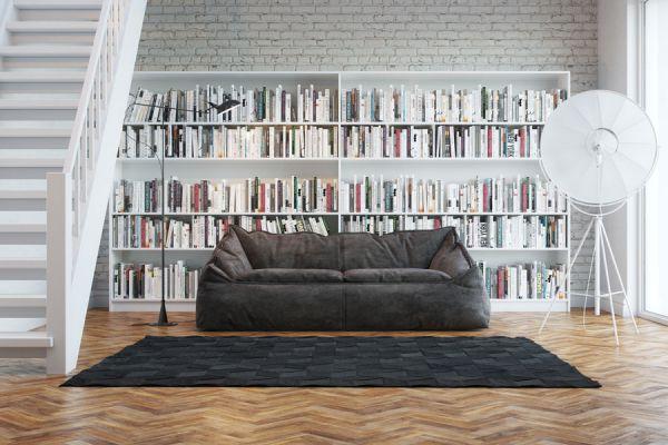 C mo dise ar una biblioteca a medida - Disenar muebles a medida ...