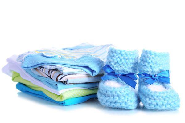 Cómo elegir la ropa para el bebe