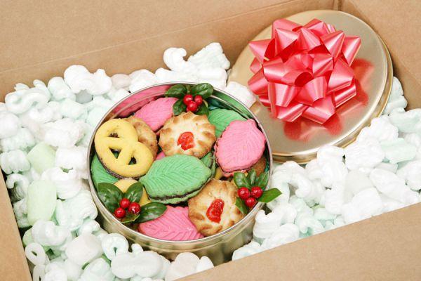 Cómo enviar galletas por correo