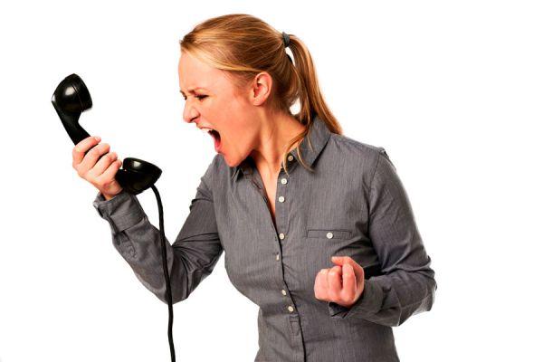 Cómo lograr que una persona deje de llamar por teléfono