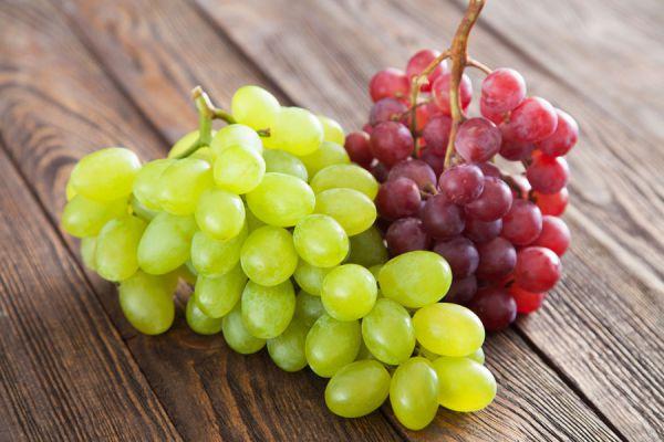 Cómo pelar uvas