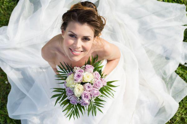 Cómo peinarme el día de mi boda
