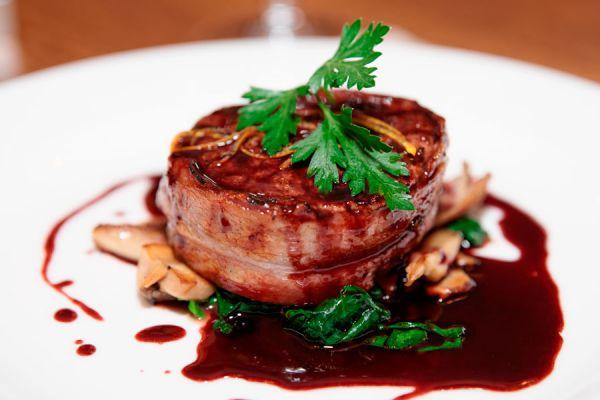 Cómo preparar Chateaubriand con salsa de vino