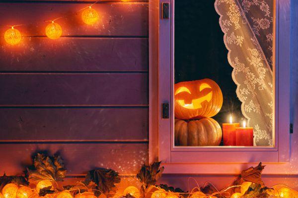 cmo decorar una casa en halloween