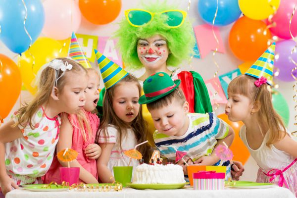 Cómo Decorar la Fiesta de Cumpleaños de acuerdo a la edad del agasajado