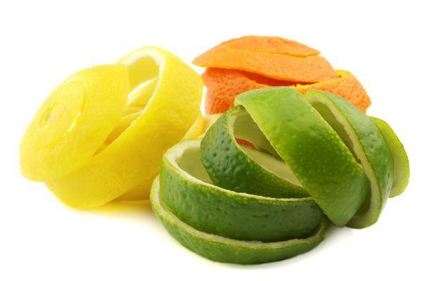 Cómo utilizar las Cáscaras de las Frutas