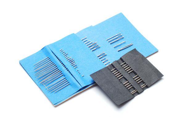 Cómo guardar las agujas de coser para que se conserven inalterables