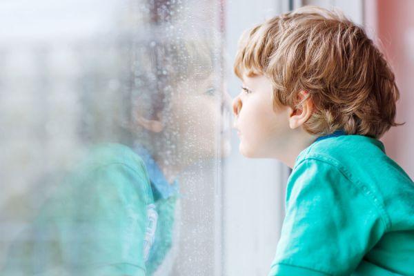 Los Niños Cristal son muy sensibles