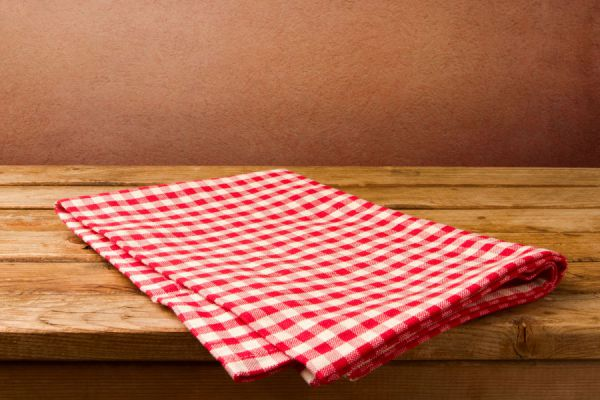 Cómo cuidar y conservar los manteles