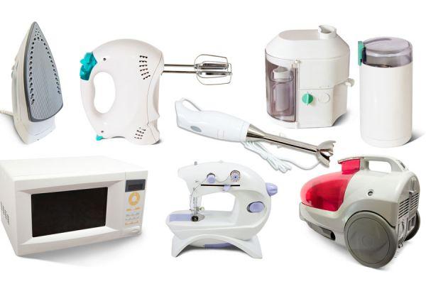 Cómo cuidar los electrodomésticos