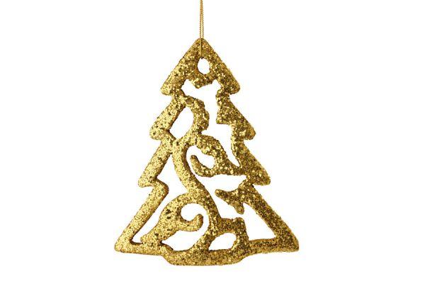 Como armar un pino de navidad colgante