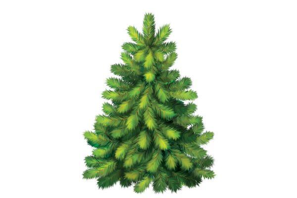 adornos en forma de pino para navidad ideas para decorar la casa en navidad con