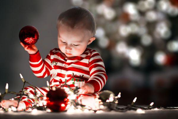 Como evitar que los niños toquen los adornos. Consejos para enseñarle a los niños a no tocar los adornos