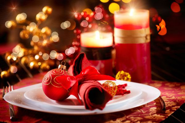 Ideas para personalizar la vajilla en la cena de Navidad y Año nuevo. Cómo hacer tu propia vajilla para las fiestas