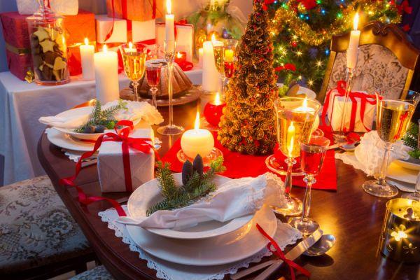 Ideas para decorar la mesa de navidad - Como decorar la mesa de navidad ...