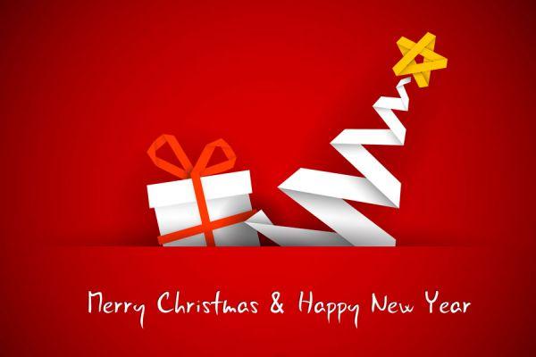 Una postal animada para navidad - Como hacer una tarjeta de navidad original ...