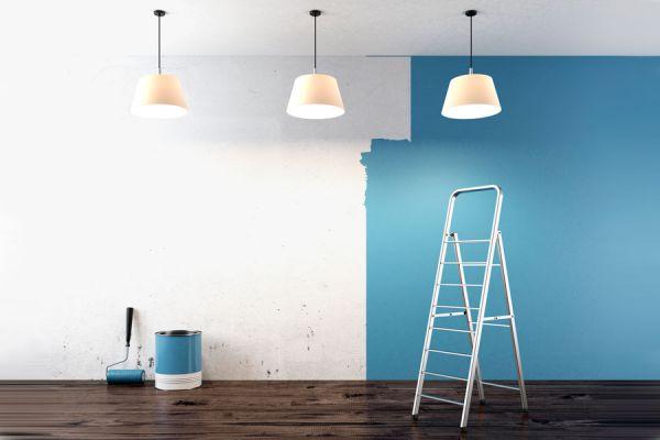 Qué Tonos usar para Pintar espacios difíciles
