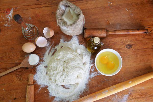 Cómo preparar Masa para Tarta Dulce. Receta e ingredientes para hacer una Masa para Tarta dulce