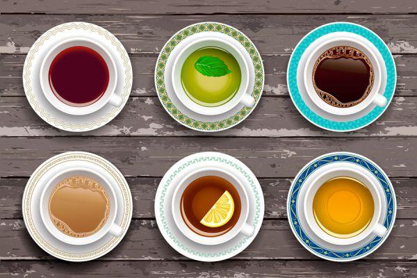 Recetas para Preparar Té