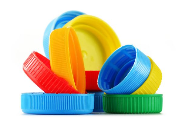 C mo reciclar las tapas de botellas pl sticas for Tapas de plastico