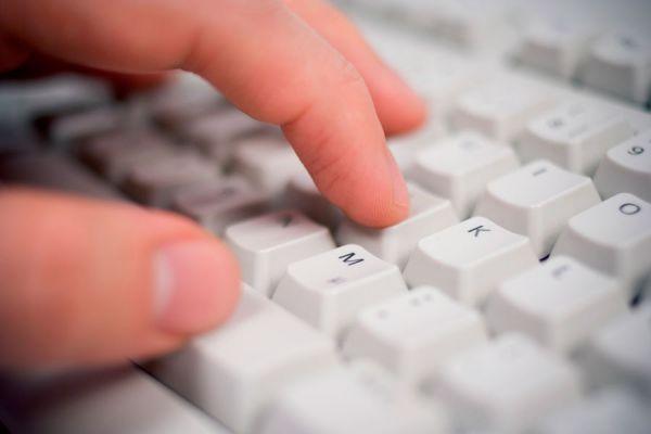 Cómo remarcar las Letras del Teclado