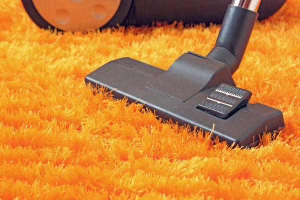 Cómo mantener limpias las alfombras