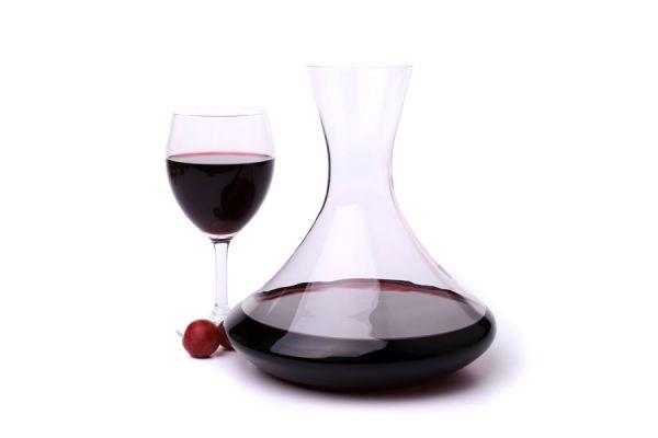 Cómo decantar vinos